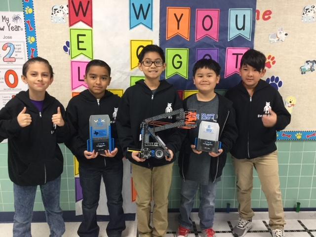 The Bear Bots Robotics Team