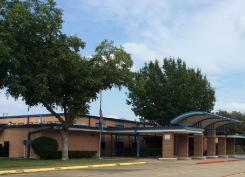 Golden Meadows Elementary School. 1726 travis st. garland, TX 75042