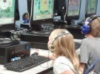 AR in computer lab
