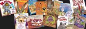 covers of books author Susan stevens crummel has written