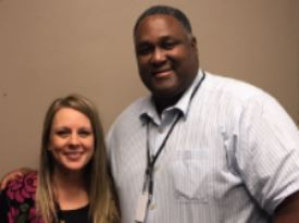 Picture of Sheri Taylor and Patrick Beacham