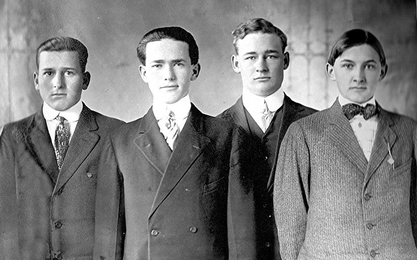 1915 Debaters