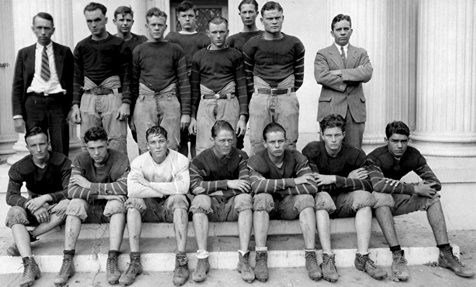 1927 Football Team