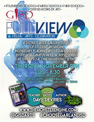 GISD Full View Advertisement