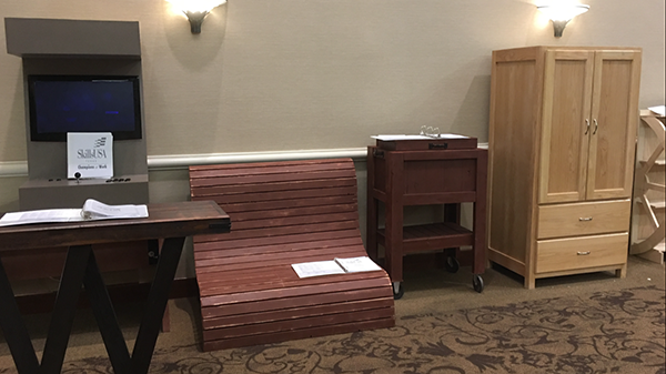 Cabinetmaking Competition Entries