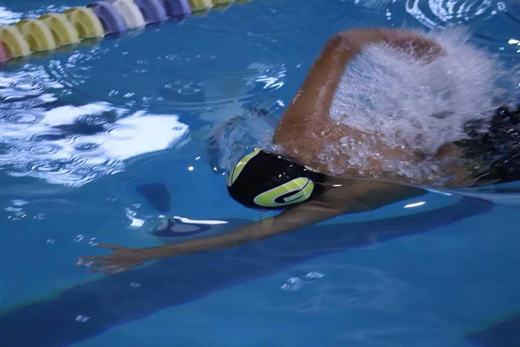 GHS Swimmer