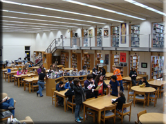 Picture of GHS Library